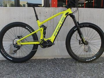 Affitto con pagamento online: Noleggio E-bike FOCUS JAM2 6.7 PLUS - Trentino