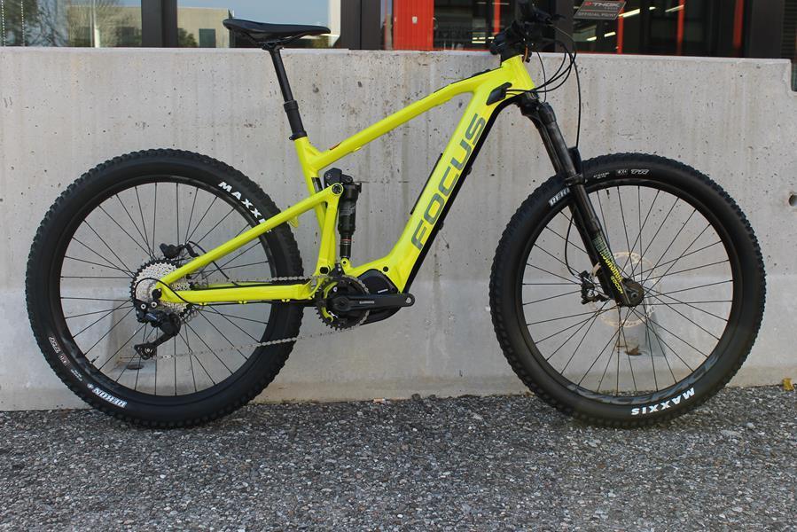 Noleggio E-bike FOCUS JAM2 6.7 PLUS - Trentino