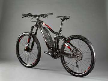 Affitto con pagamento online: Noleggio bici Haibike SDURO FullSeven LT 2.0 - Gressoney