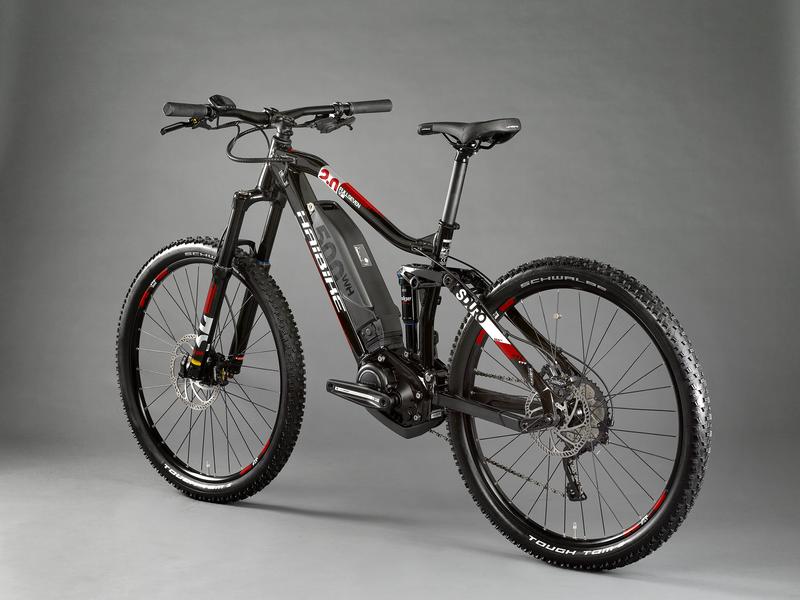 Noleggio bici Haibike SDURO FullSeven LT 2.0 - Gressoney