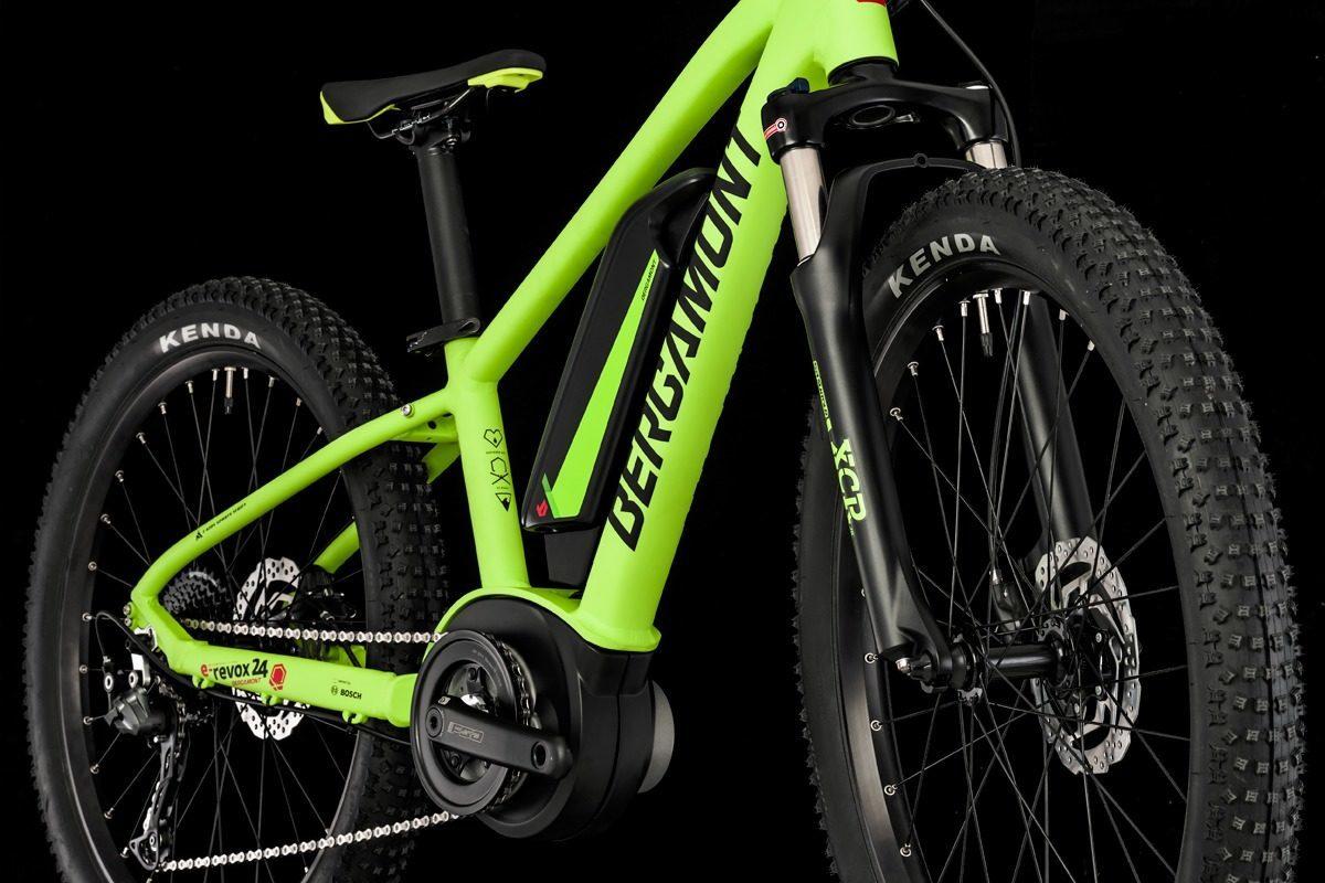Noleggio bici BERGAMONT E-REVOX (Junior) - Gressoney