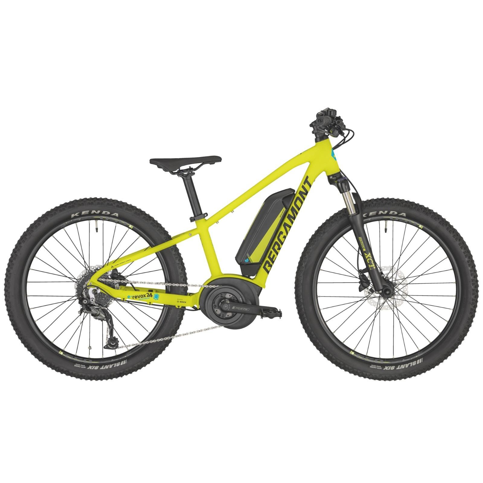 Noleggio bici BERGAMONT E-REVOX (Junior) - Lago di Viverone