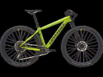 Affitto con pagamento online: MTB CANNONDALE - Noleggio bici Ponte di Legno