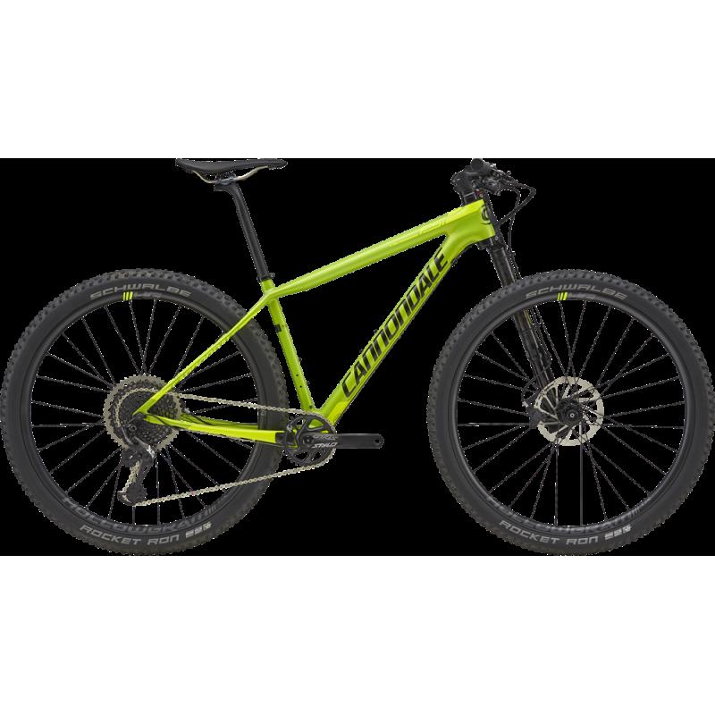 MTB CANNONDALE - Noleggio bici Ponte di Legno