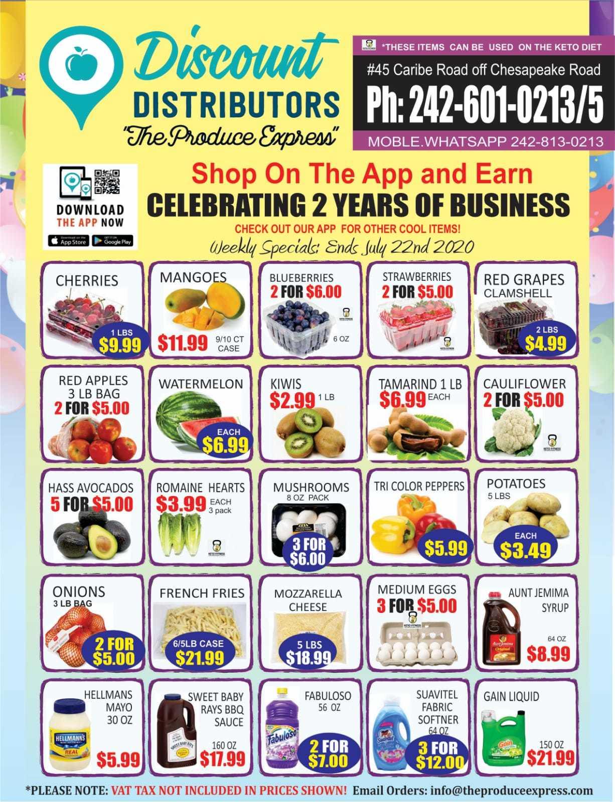 Discount Distributors