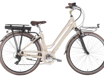 Affitto con pagamento online: Ecity bike Montana E-bluecity - Noleggio bici Lago Maggiore