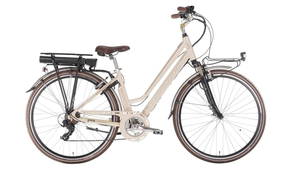 Ecity bike Montana E-bluecity - Noleggio bici Lago Maggiore