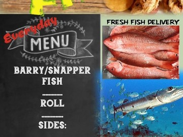 Sell: Fish Fry Snack