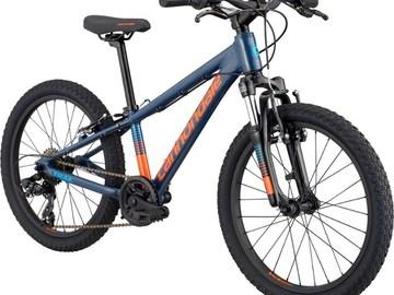 Affitto con pagamento online: MTB CANNONDALE Trail 20 Junior - Noleggio bici Ponte di Legno