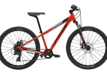 Affitto con pagamento online: MTB CANNONDALE Trail 24 Junior - Noleggio bici Ponte di Legno