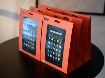 Sell: Tablet Amazon Fire Edition