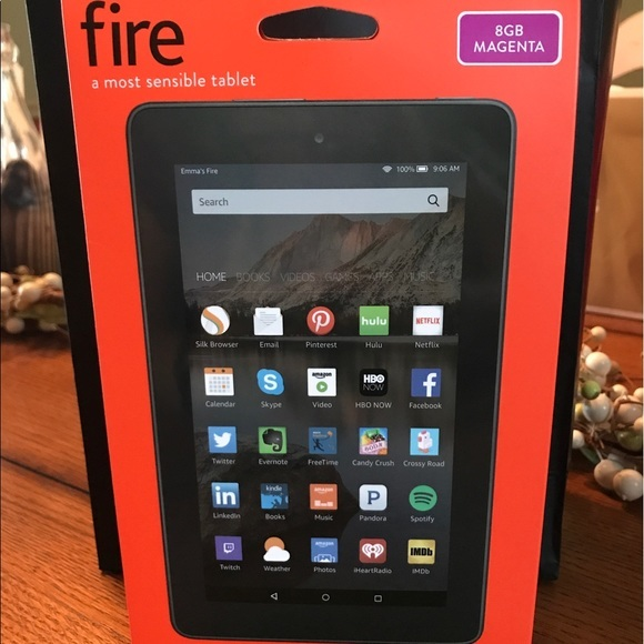 Tablet Amazon Fire Edition