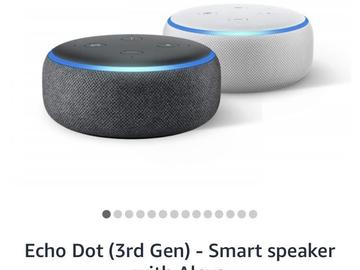 Sell: Echo Dot