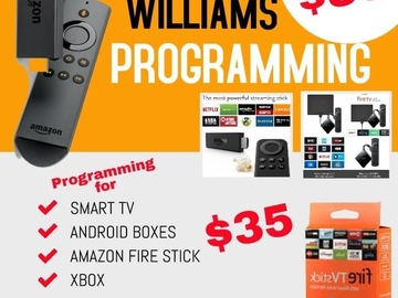 Service: Fire Stick Programming