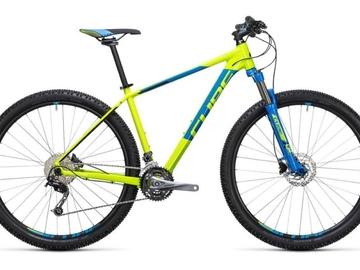 Affitto con pagamento online: MTB CLASSICA CUBE - Noleggio bici Follina