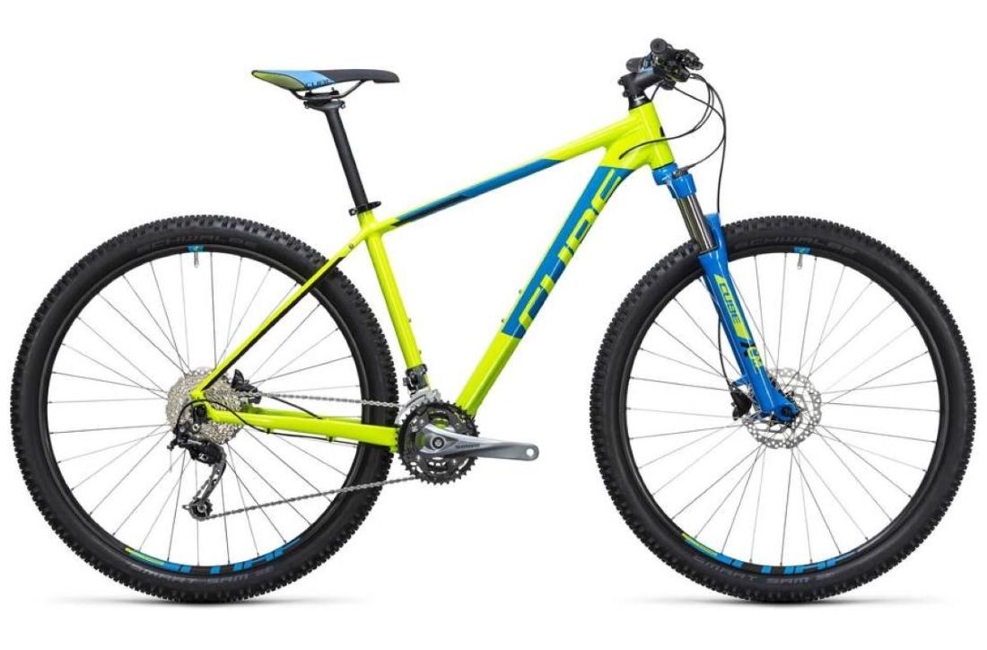 MTB CLASSICA CUBE - Noleggio bici Follina