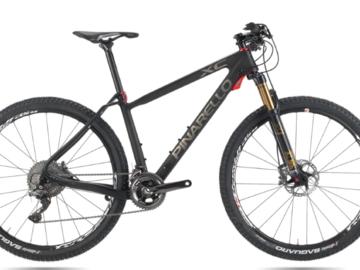 Affitto con pagamento online: MTB Muscolare PINARELLO DOGMA XC - Noleggio bici Follina