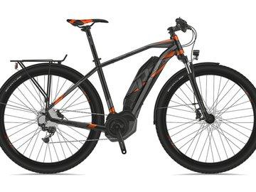 Affitto con pagamento online: RAYMOND CITY EBIKE Uomo - Noleggio bici Follina