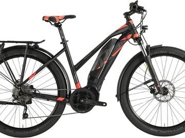 Affitto con pagamento online: RAYMOND E-CITY BIKE Donna - Noleggio bici Follina