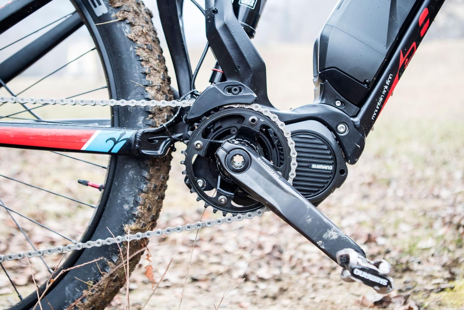 WILIER E803TRB PRO XT Full - Noleggio bici Follina