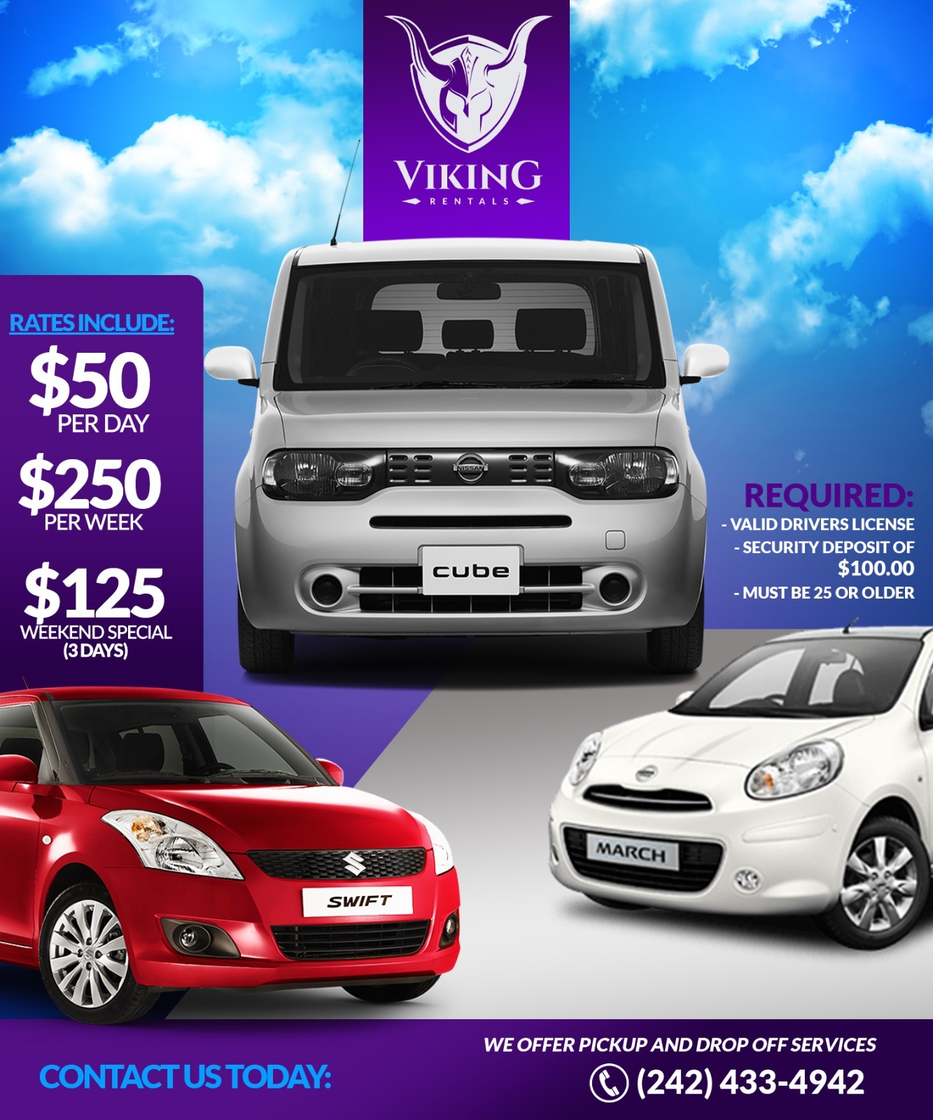 Viking Car Rentals