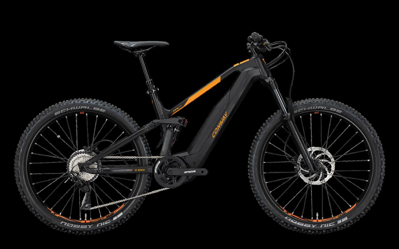 EBIKE CONWAY XYRON 227 - Noleggio bici Viverone