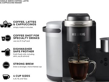 Sell: KEURIG K-CAFE Coffee Maker