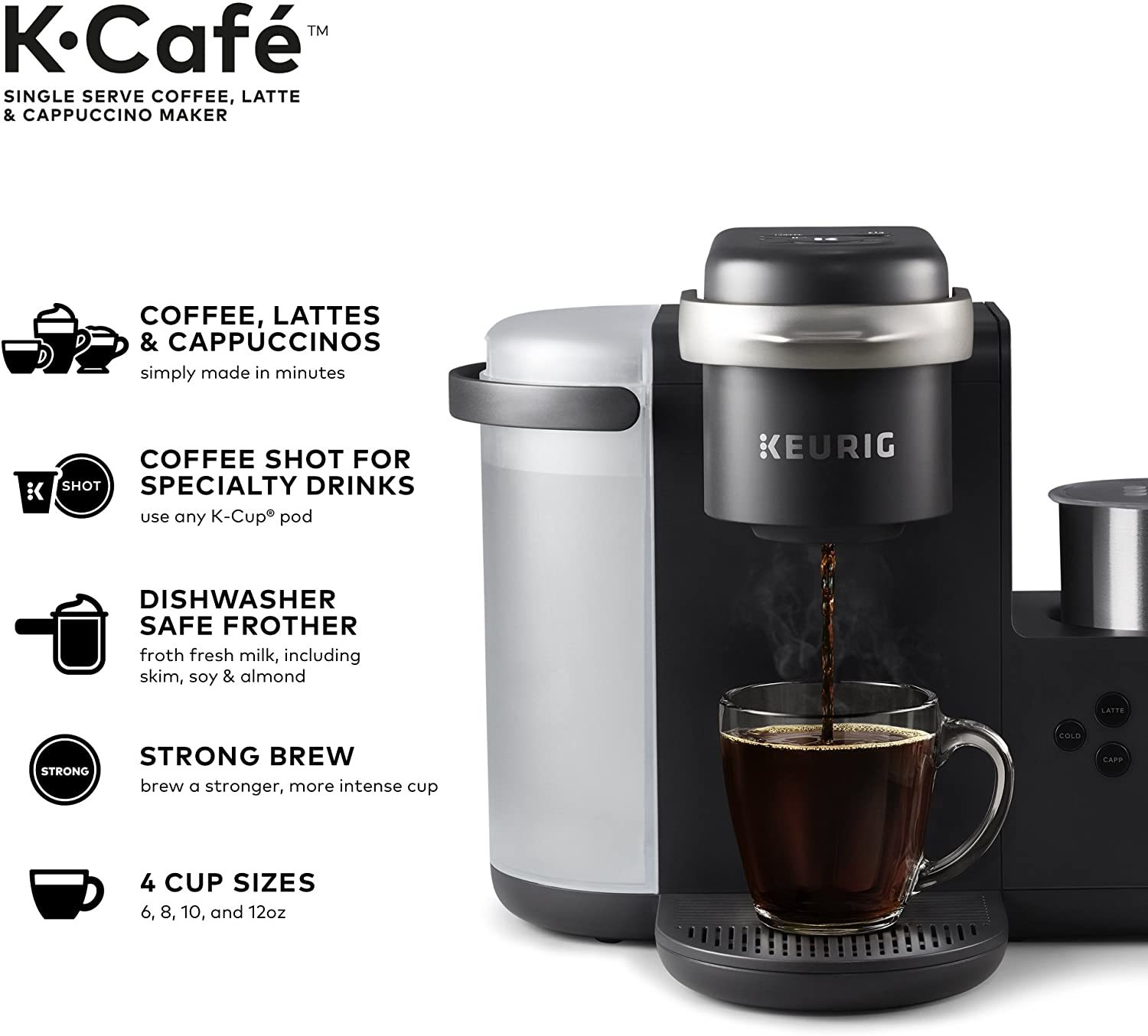 KEURIG K-CAFE Coffee Maker