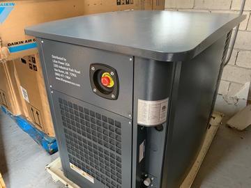 Sell: 20 KW Trane Generator (LPG) & ATS (200 amp)