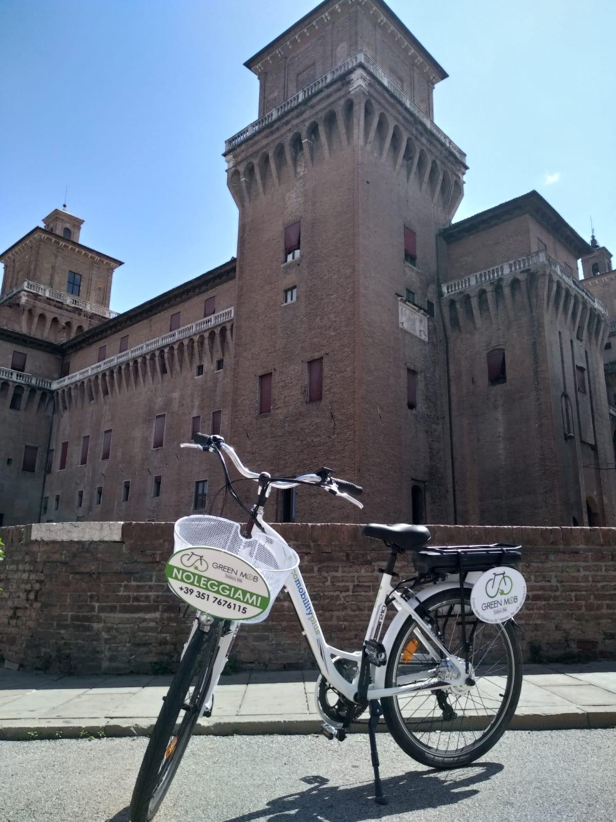 EBIKE - Noleggio ebike Ferrara