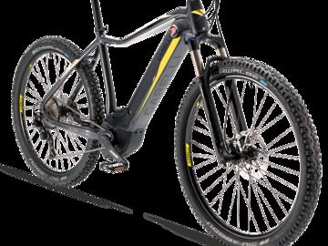 Affitto con pagamento online: Mountain Bike a pedalata assistita Garelli XC001 Taglia M