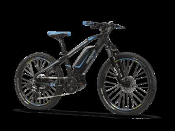 """Affitto con pagamento online: Mountain Bike a pedalata assistita taglia 24"""" Lombardo Garda"""