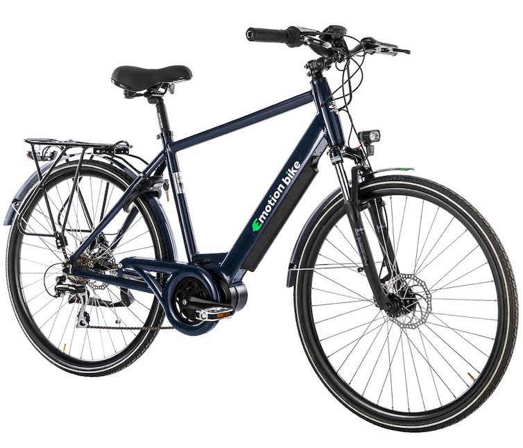 City Bike a pedalata assistita Emotion Bike Uomo