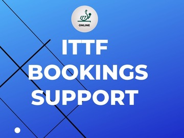 Free: ITTF BOOKINGS SUPPORT