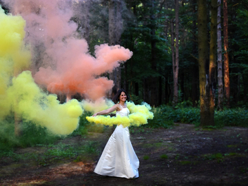 Offering with online payment: Wedding photography