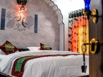 Renting out: Royally peacefull Villa. HOMESTAY IN JAIPUR