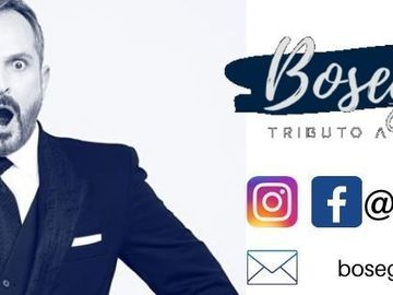 Consultation: Bosegrafia. Tributo A Miguel Bosé