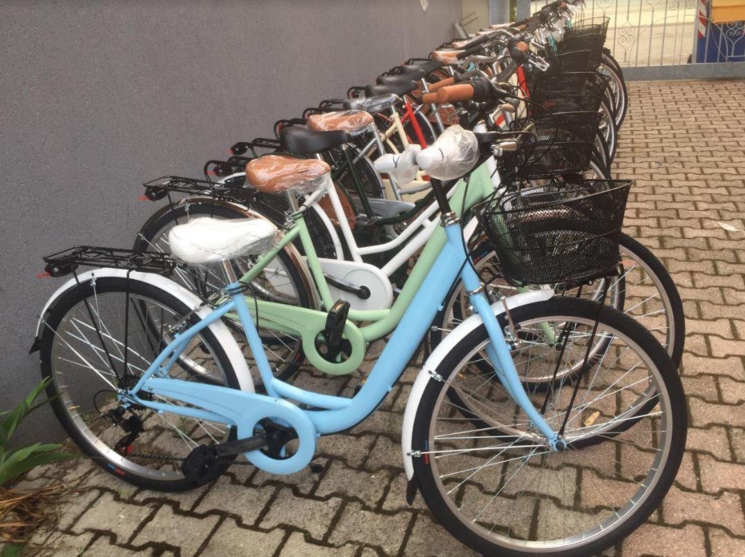 CITY BIKE CLASSICA Adulto - Noleggio city bike Cavallino-Treporti