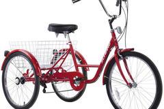 TRICICLO Adulti - Noleggio triciclo adulti Cavallino-Treporti VE