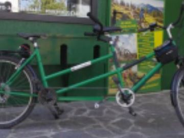 Renting out with online payment: TANDEM - Noleggio tandem a pedalata assistita Salice Terme PV