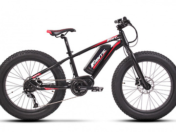 Renting out with online payment: FAT SPORT 24 Junior - Noleggio fat bike junior Radicofani, Siena