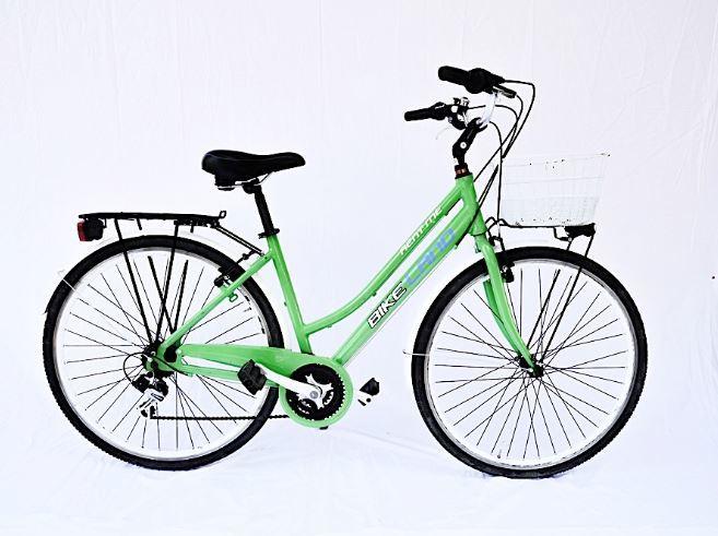 CITY BIKE CLASSICA Donna - Noleggio city bike Peschiera del Garda