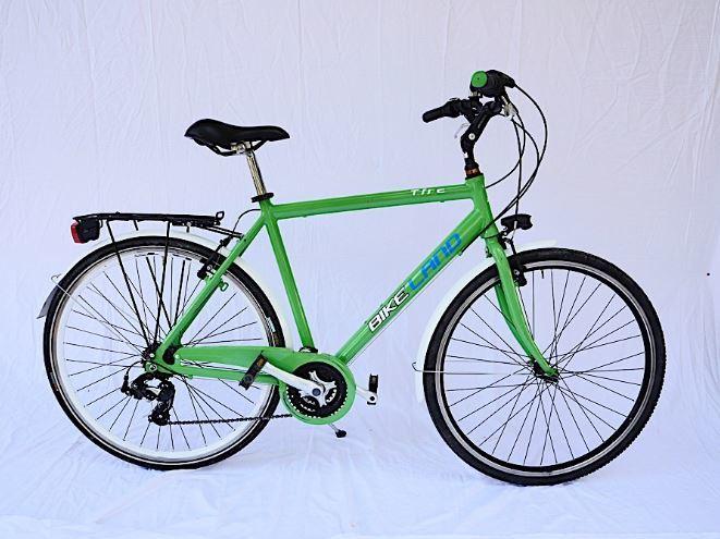 CITY BIKE CLASSICA Uomo - Noleggio city bike Peschiera del Garda