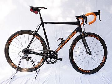 Affitto con pagamento online: CANNONDALE CAAD-12 - Noleggio bici da corsa Peschiera del Garda