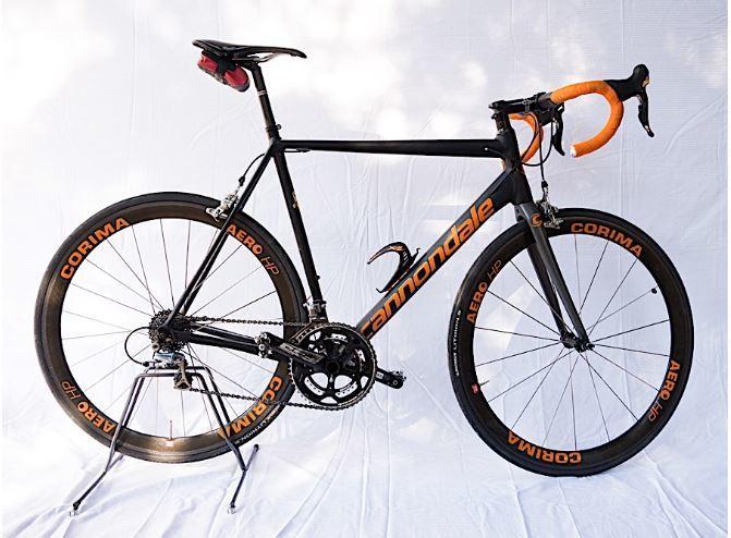 CANNONDALE CAAD-12 - Noleggio bici da corsa Peschiera del Garda