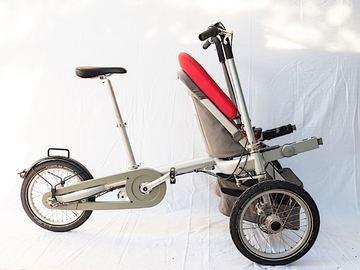 Affitto con pagamento online: TAGA BIKE - Noleggio bici-passeggino Peschiera del Garda