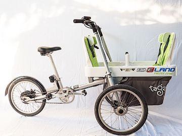 Affitto con pagamento online: TAGA EBIKE-Noleggio bici passeggino elettrica Peschiera del Garda