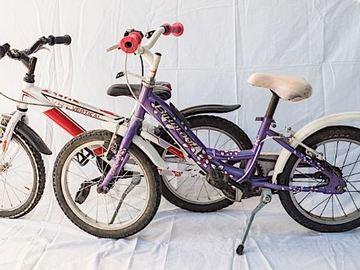 Affitto con pagamento online: BICI Bambino ruota 14 - Noleggio bici bambino Peschiera del Garda