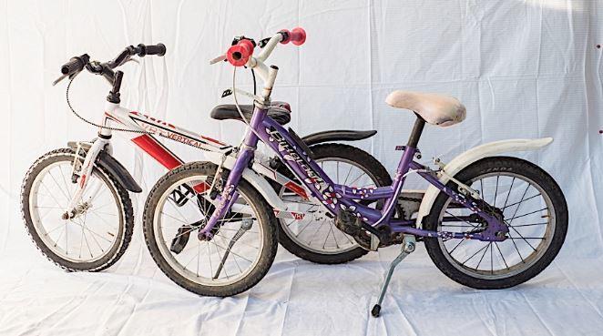 BICI Bambino ruota 14 - Noleggio bici bambino Peschiera del Garda