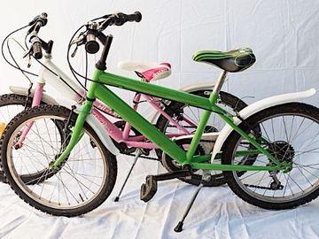 Affitto con pagamento online: BICI Bambino ruota 20 - Noleggio bici bambino Peschiera del Garda